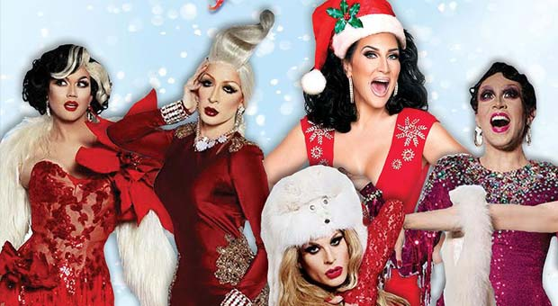 Christmas Queens.Xmas Queens At The Academy Canal St Online