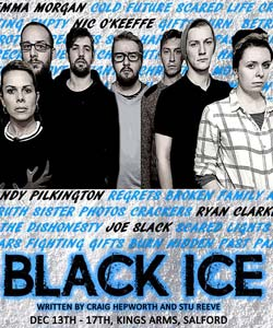 Black Ice at Kings Arms