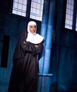 Sister Act at the Palace Theatre
