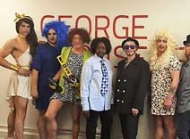 Come on Drag up for George